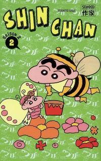 Shin Chan, saison 2. Volume 2