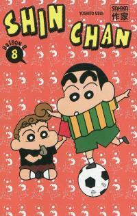 Shin Chan, saison 2. Volume 8