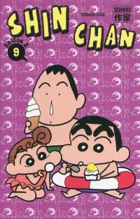 Shin Chan, saison 2. Volume 9