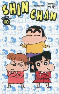 Shin Chan, saison 2. Volume 10