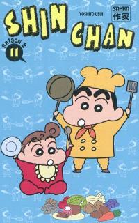 Shin Chan, saison 2. Volume 11