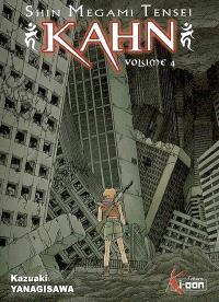 Shin Megami Tensei : Kahn. Volume 4