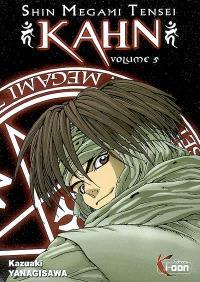 Shin Megami Tensei : Kahn. Volume 5