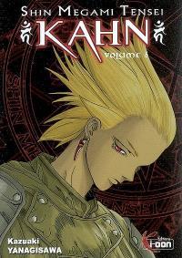 Shin Megami Tensei : Kahn. Volume 6