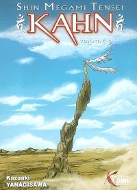 Shin Megami Tensei : Kahn. Volume 9
