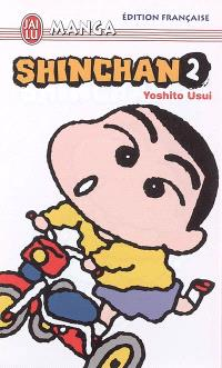 Shinchan. Volume 2