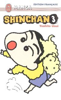 Shinchan. Volume 3