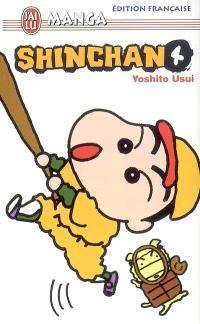 Shinchan. Volume 4