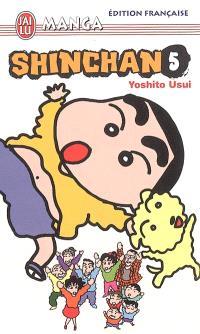 Shinchan. Volume 5