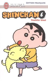 Shinchan. Volume 6