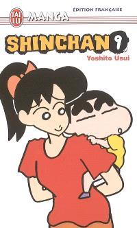 Shinchan. Volume 9