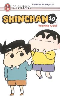 Shinchan. Volume 10