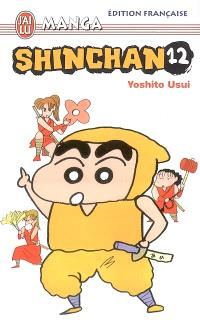 Shinchan. Volume 12