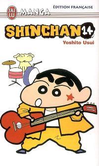 Shinchan. Volume 14