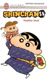 Shinchan. Volume 15