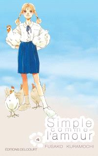 Simple comme l'amour. Volume 4