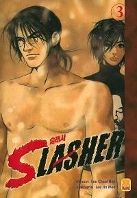 Slasher. Volume 3