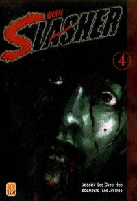 Slasher. Volume 4