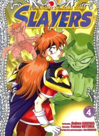 Slayers : knight of Aqua Lord. Volume 4