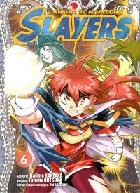 Slayers : knight of Aqua Lord. Volume 6