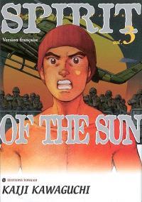 Spirit of the sun. Volume 3