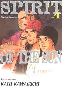 Spirit of the sun. Volume 4