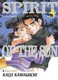 Spirit of the sun. Volume 5