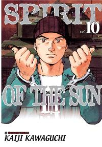Spirit of the sun. Volume 10