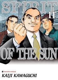 Spirit of the sun. Volume 11