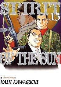 Spirit of the sun. Volume 13