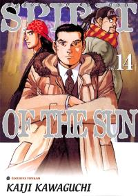 Spirit of the sun. Volume 14