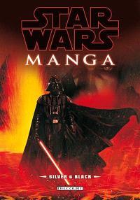 Star wars manga : silver & black