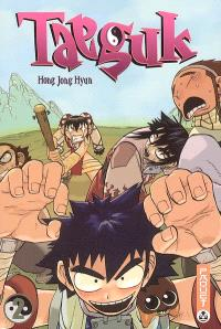 Taeguk. Volume 2
