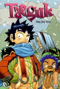 Taeguk. Volume 3