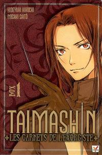 Taimashin, les carnets de l'exorciste. Volume 1, Volumes 1 à 3