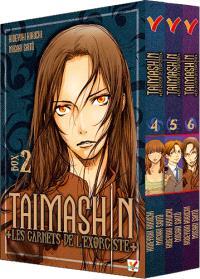 Taimashin, les carnets de l'exorciste. Volume 2, Volumes 4 à 6