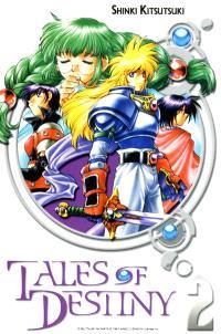 Tales of destiny. Volume 2