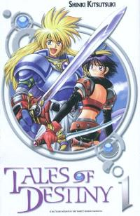Tales of destiny. Volume 1, A la poursuite de l'oeil de Dieu