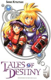 Tales of destiny. Volume 3, A la poursuite de l'Oeil de Dieu