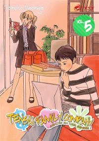 Tensai family company : génies en tous genres !. Volume 5