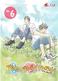 Tensai family company : génies en tous genres !. Volume 6