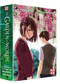 The garden of words : le manga & le roman