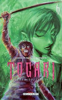 Togari : l'épée de justice. Volume 6