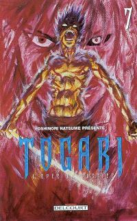 Togari : l'épée de justice. Volume 7