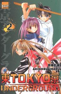 Tokyo underground. Volume 2