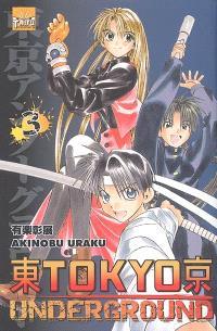 Tokyo underground. Volume 3