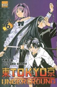 Tokyo underground. Volume 6