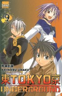 Tokyo underground. Volume 9