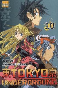 Tokyo underground. Volume 10