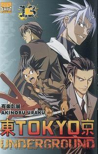 Tokyo underground. Volume 13